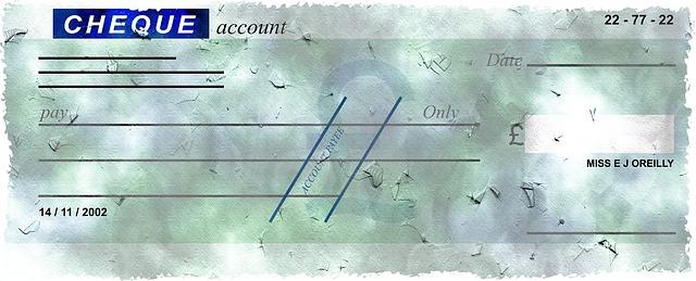 ניכיון צ'קים ולקיחת הלוואה מנפיקל